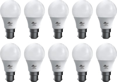 5W 450 lumens White LED Bulb (Pack Of 10)