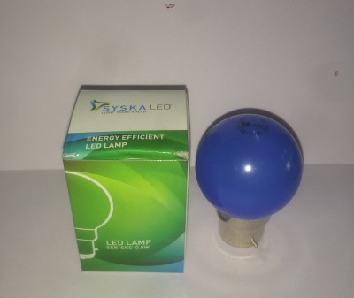 0.5W Blue LED Bulbs (Pack Of 2)