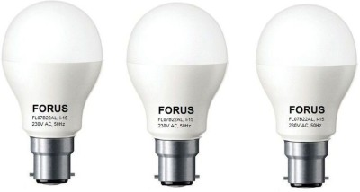 FL07B22AL 7W LED Bulbs (Set of 3)
