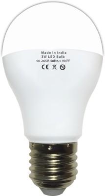 Imperial-3W-CW-E27--3608-300L-White-LED-Premium-Bulb
