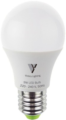 Victory-Lighting-9W-LED-Bulb-(Yellow,Pack-of-2)