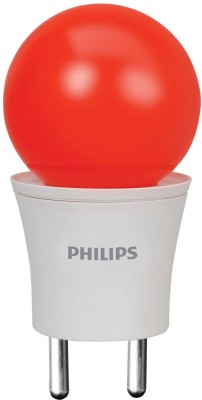 0.5-W-LED-Joy-Vision-Pearl-Candy-2-pin-Bulb-Red