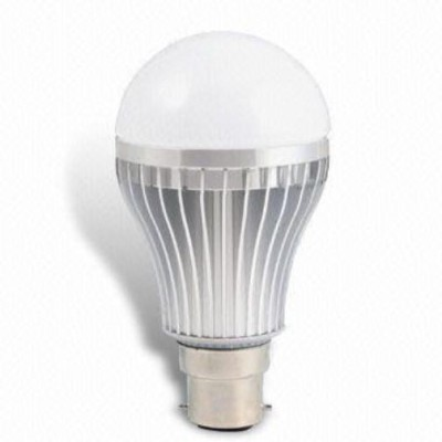 7W B22 LED Bulb (Warm White, Pack of 6)