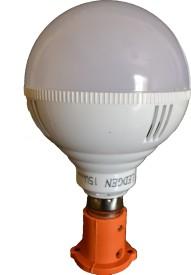 15W White LED Bulb (Pack of 2)