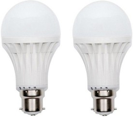 5W 400 lumens Cool Day Ligh LED Bulb (Pack Of 2)