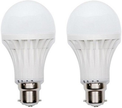 7W 400 lumens Cool Day Ligh LED Bulb (Pack Of 2)