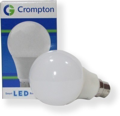 Greaves 3 W LED Cool DayLight Bulb B22 lumen 255 White (pack of 2)