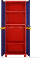 Nilkamal Solid Wood Free Standing Cabinet (Finish Color - Blue) - CSDEBMZZZWGZHJXF