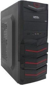 Zebronics Rays Without Smps Full Tower Cabinet