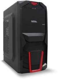 Zebronics Chisel Without Smps Full Tower Cabinet