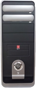 iBall Cabinets iBall Glory Mid Tower Cabinet