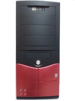 iBall Cabinets iBall Windows X Red Mid Tower Cabinet