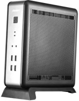 Antec Isk 110 With Vesa Mount Mini Itx Cabinet (Silver)
