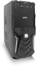 Zebronics Cabinets Zebronics Darts Without SMPS Full Tower Cabinet