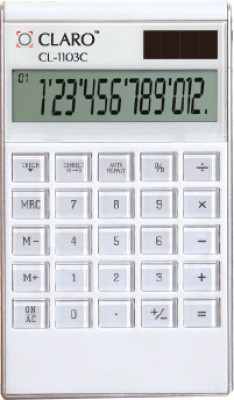 Buy Claro CL - 1103C Basic: Calculator