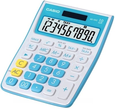 Buy Casio MS-10VC-BU Basic: Calculator