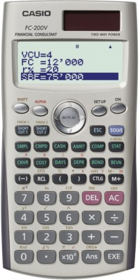 Buy Casio FC 200V Financial: Calculator
