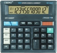 Orpat OT 1400T Basic: Calculator