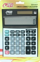 Gold Leaf CH 417 Basic Calculator: Calculator