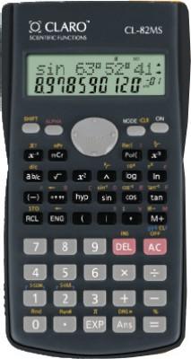 Buy Claro CL - 82MS Scientific: Calculator