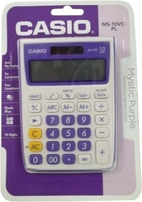 Buy Casio MS-10VC-PL Basic: Calculator