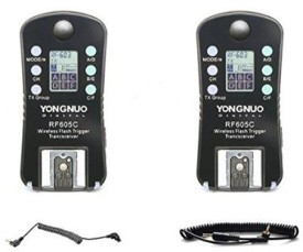 Yongnuo RF605C  Camera Remote Control