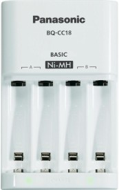Panasonic Eneloop BQ-CC18 Camera Battery Charger