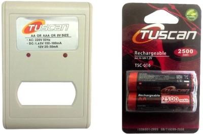 Tuscan TSC 05 + AA 2500 1PAck
