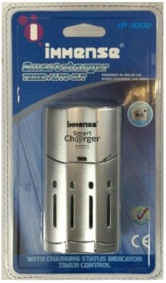 Immense-IP-1002-Smart-Charger-Camera-Battery-Charger