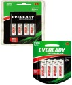 Eveready 700mAh 4AA Battery Charger & 4AA 700mAh Battery Combo Camera_battery_charger