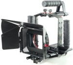 Flyfilms Camera Cage with Matte Box Camera Rig