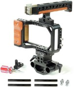 Flyfilms BMPCC Cage with tripod mount