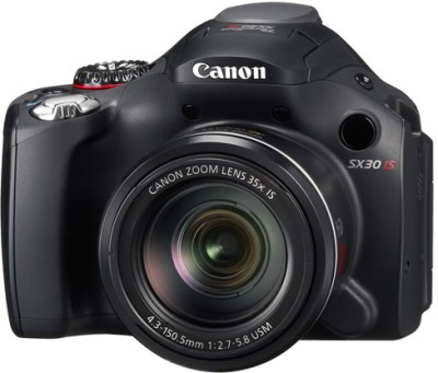 Buy Canon PowerShot SX30 IS Point & Shoot Camera: Camera