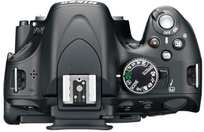 Nikon D5100 (Body only) DSLR Camera
