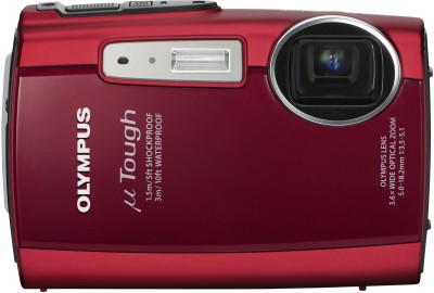 Buy Olympus Tough-3000 Point & Shoot Camera: Camera