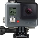 GoPro Hero+ LCD Sports & Action Camera (Grey)