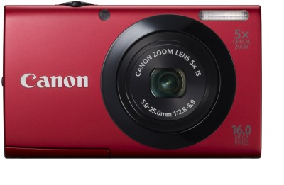 Buy Canon PowerShot A3400 IS Point & Shoot Camera: Camera