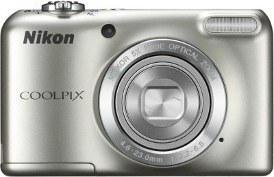 Buy Nikon Coolpix L27 Point & Shoot Camera: Camera