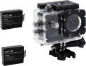 SJ Cam SJ Sjcam4000Wifi_0003 Sjcamsj4000Wifiblack+2Battery Sports & Action Camera (Black)