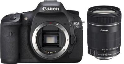 Canon EOS 7D Kit II (EF S18-135 IS) DSLR