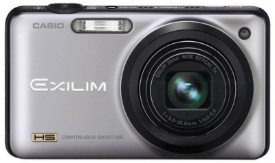 Buy Casio EX-ZR10 Point & Shoot: Camera