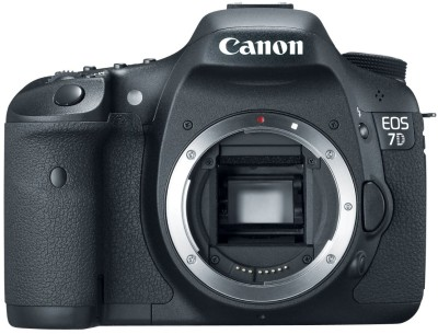 Buy Canon EOS 7D DSLR Camera: Camera