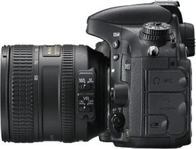 Nikon D610 SLR with AF-S 24 - 85 mm VR Kit Lens