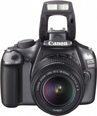 Buy Canon EOS 1100D DSLR Camera: Camera