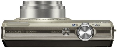 Nikon S6000 Point & Shoot Camera