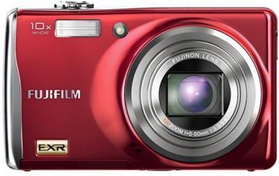 Fujifilm FinePix F80EXR Point & Shoot Camera available at Flipkart for Rs.10800