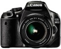 Canon EOS 600D (Body with EF-S 18-55 mm IS II Lens) DSLR Camera: Camera