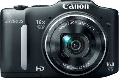 Buy Canon PowerShot SX160 IS Point & Shoot: Camera