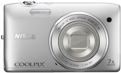 Buy Nikon Coolpix S3500 Point & Shoot Camera: Camera