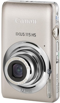 Buy Canon IXUS 115 HS Point & Shoot Camera: Camera